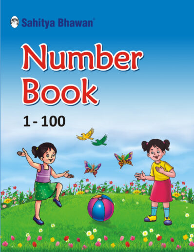 Number Book 1- 100-0