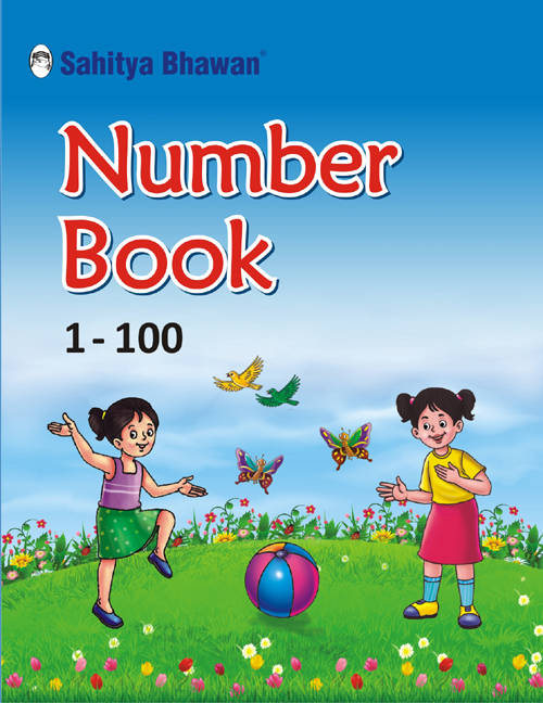 Number Book 1- 100-0