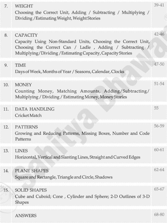 Maths Work Book 2-7058