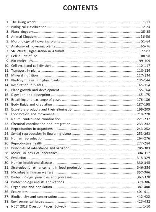 NEET OBJ. BIOLOGY ENG EDN-6718