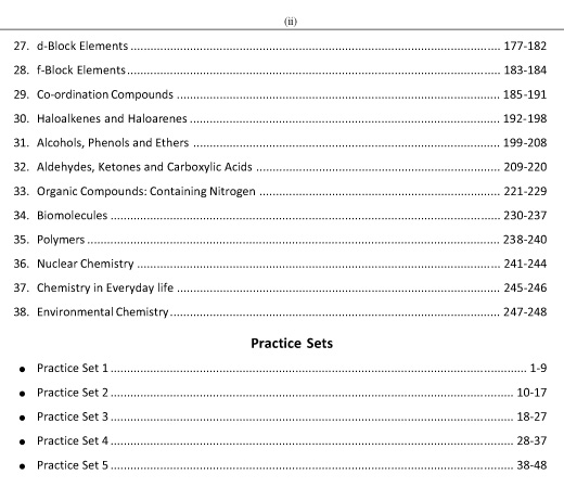 AIIMS CHEMISTRY CHAPTERWISE MCQ-6722