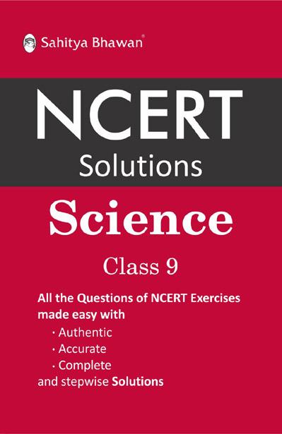 NCERT SOLUTION SCIENCE 9-0