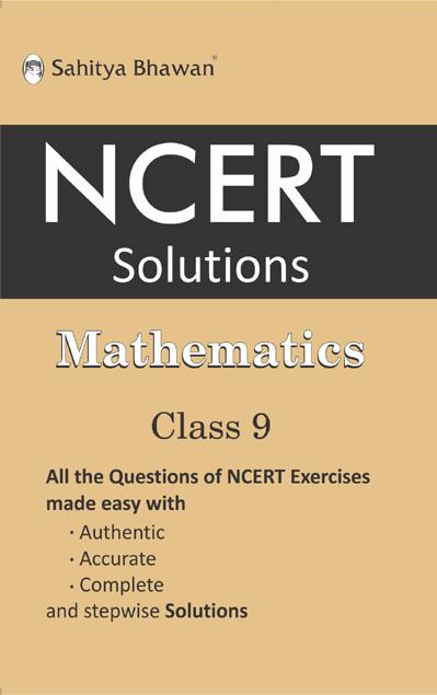NCERT SOLUTION MATHEMATICS 9-0