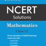 NCERT SOLUTION MATHEMATICS CLASS 12-0