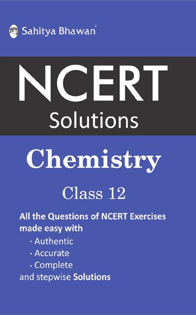 NCERT SOLUTION CHEMISTRY 12-0