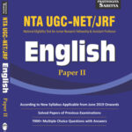 NTA UGC NET ENGLISH PAPER 2-0
