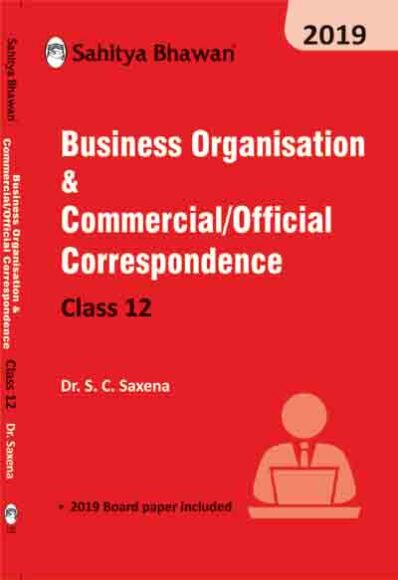 BUSINESS ORGANISATION 12-0