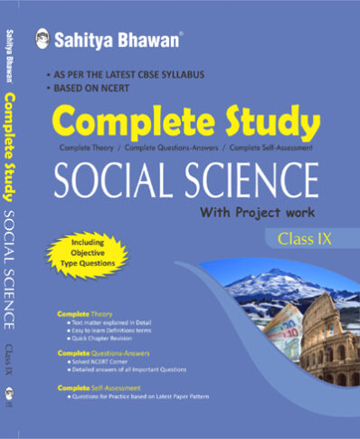 COMPLETE STUDY SOCIAL SCIENCE 9-0