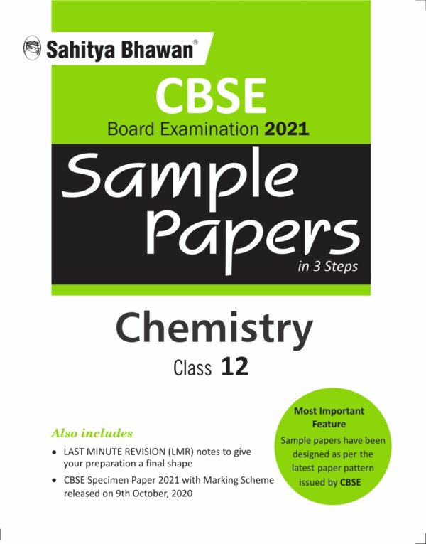 CBSE SAMPLE PAPERS CHEMISTRY 12-0