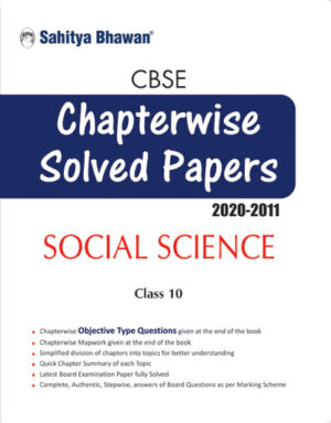 CHAPTERWISE SOLVED PAPER SOCIAL SCIENCE 10-0