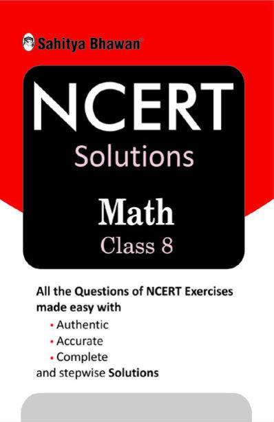 NCERT Solution Math Class 8-0