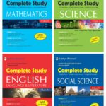 COMPLETE STUDY COMBO MATHEMATICS, SCIENCE, ENGLISH & SOCIAL SCIENCE CLASS 10-0
